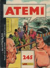 Atémi -245- L'accident