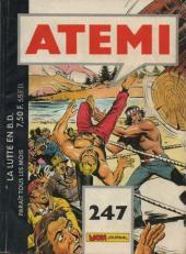 Atémi -247- Le guerrier de Wakonda