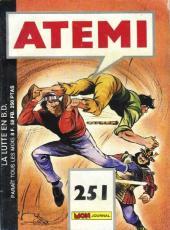Atémi -251- Le tyran de San Monez
