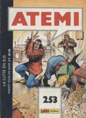 Atémi -253- Puma Noir - Le costume des héros