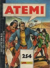 Atémi -254- Pièges en série