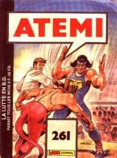Atemi -261- Le diabolique Red Dakins