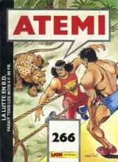 Atémi -266- Le diabolique docteur