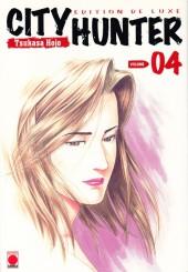 City Hunter (édition de luxe) -4- Volume 04