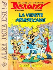 Astérix (Livre-Jeux) -12- La Vedette armoricaine