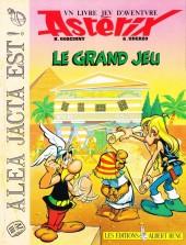 Astérix (Livre-Jeux) -14- Le Grand Jeu