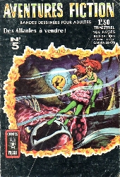 Aventures fiction (2e série) -5- Des Atlantes à vendre !