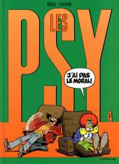 Les psy -4- J'ai pas le moral !