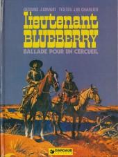Blueberry -15- Ballade pour un cercueil