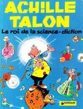 Achille Talon -10b81- Le roi de la science-diction