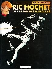 Ric Hochet -72- Le trésor des Marolles