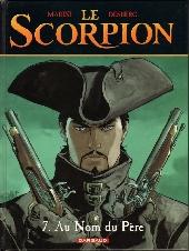 Le scorpion -7- Au Nom du Père