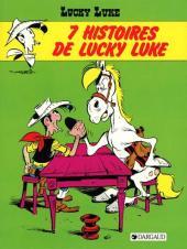Lucky Luke -42b83- 7 histoires de Lucky Luke