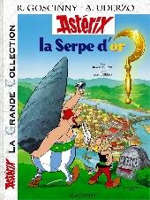 Astérix (La grande collection) -2- La serpe d'or