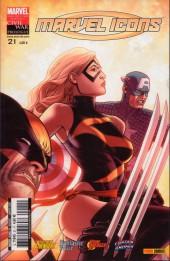 Marvel Icons (Marvel France 1re série) -21- Le collectif