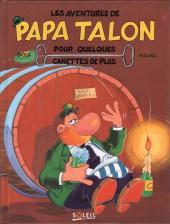 Achille Talon -HS2a- Papa Talon: pour quelques canettes de plus