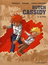 Butch Cassidy -2- El Paso