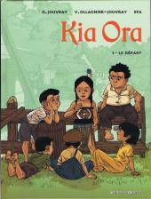 Kia Ora -1- Le Départ