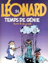 Léonard -24- Temps de génie