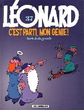 Léonard -37- C'est parti, mon génie!