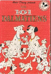 Mickey club du livre -2- Les 101 dalmatiens
