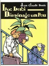 Luc Leroi -1a- Luc Leroi Déménage un Peu