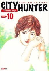 City Hunter (édition de luxe) -10- Volume 10