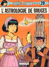 Yoko Tsuno -20- L'astrologue de Bruges
