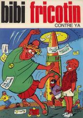 Bibi Fricotin (2e Série - SPE) (Après-Guerre) -104- Bibi Fricotin contre Ya