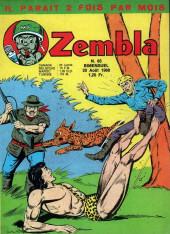 Zembla -65- La forteresse de Pamore