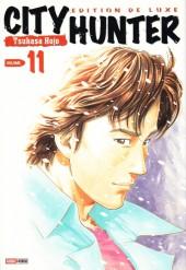 City Hunter (édition de luxe) -11- Volume 11