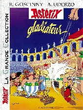 Astérix (La grande collection) -4- Astérix gladiateur