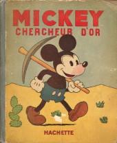 Mickey (Hachette) -2- Mickey chercheur d'or