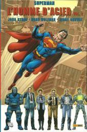 Superman (DC Anthologie) -2- L'homme d'acier Vol. 2