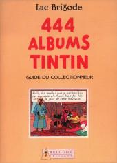 (DOC) Biographies, entretiens, études... - 444 albums Tintin