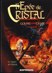 L'Épée de Cristal -2- Le regard de Wenlok