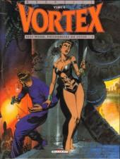 Vortex -2- Tess Wood, prisonnière du futur - 2