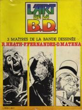 L'art de la B.D. -INT- Russ Heath + F. Fernandez + D.Matena