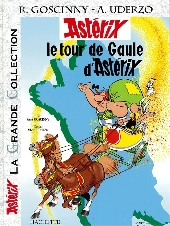 Astérix (La grande collection) -5- Le tour de Gaule d'Astérix