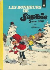 Sophie (Jidéhem) -8- Les bonheurs de Sophie 2e série