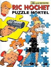 Ric Hochet -74- Puzzle mortel