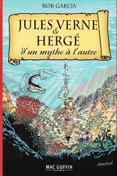 (AUT) Hergé -116- Jules Verne & Hergé - D'un mythe à l'autre