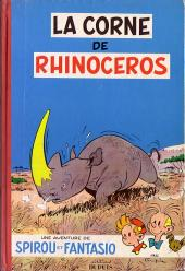 Spirou et Fantasio -6- La corne de rhinocéros