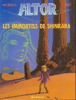 Altor -4- Les immortels de Shinkara