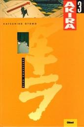 Akira (Glénat cartonnés en couleur) -3- Les chasseurs