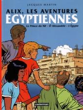 Alix (Intégrale) -1- Les Aventures égyptiennes