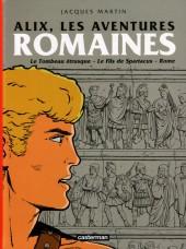 Alix (Intégrale) -2- Les aventures romaines