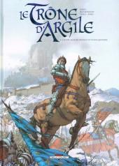 Le trône d'Argile -3- Henry, roi de France et d'Angleterre