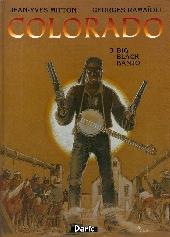 Colorado -3- Big black banjo