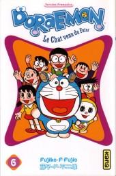 Doraemon, le Chat venu du futur -6- Tome 6
